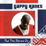 (LP VINILE) Put the stereo on lp vinile di Ranks Gappy