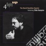 4 flights up - cd musicale di David hazeltine 4et feat.s.ham
