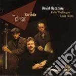 The classic trio - cd musicale di David hazeltine trio