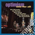 Optimism - cd musicale di One for all (e.alexander)