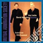 Mutual admiration society - locke joe cd musicale di Joe locke & david hazeltine