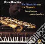 Meets eric alexander cd musicale di David hazeltine clas