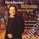 Manhattan autumn cd musicale di David Hazeltine