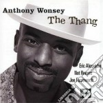 The thang cd musicale di Wonsey Anthony