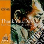 Thank you duke - golson benny henderson joe williams buster cd musicale di B.golson/j.henderson/b.william