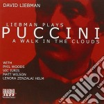 Plays puccini - liebman david cd musicale di David Liebman