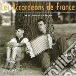 Les accordeons de france - cd musicale di Artisti Vari