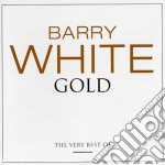 GOLD: THE VERY BEST OF cd musicale di Barry White