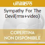 SYMPATHY FOR THE DEVIL(RMX+VIDEO) cd musicale di ROLLING STONES by FATBOY SLIM