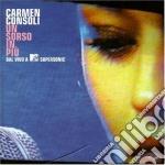 UN SORSO IN PIU'/LIVE MTV SUPERSONIC cd musicale di Carmen Consoli