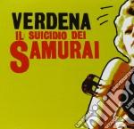 IL SUICIDIO DEI SAMURAI cd musicale di VERDENA