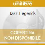 JAZZ LEGENDS/CLASSIC SONG BOOKS cd musicale di ARTISTI VARI