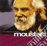 UN METEQUE EN LIBERTE (BEST OF) cd musicale di MOUSTAKI