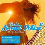 60's soul mix vol.2 cd musicale di Artisti Vari