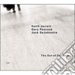 THE OUT-OF-TOWNERS cd musicale di Keith Jarrett