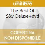 THE BEST OF S&V DELUXE+DVD cd musicale di SIOUXSIE AND THE BANSHEES