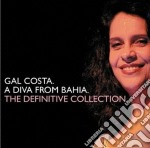 The definitive collection cd musicale di Gal Costa