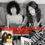 UNICORN/Expanded & Remastered cd musicale di T-REX