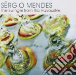 THE SWINGER FROM RIO cd musicale di Sergio Mendes