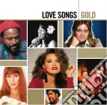 Love songs gold cd musicale di Artisti Vari