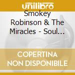 SOUL LEGENDS cd musicale di SMOKEY ROBINSON & THE MIRACLES