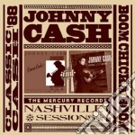 NASHVILLE SESSIONS 2 cd musicale di Johnny Cash