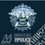 MESSAGE IN ABOX-COMPLETE RECORDINGS cd musicale di POLICE