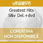 GREATEST HITS S&V DEL.+DVD cd musicale di BLINK 182