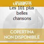 Les 101 plus belles chansons cd musicale di Dalida