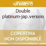 Double platinum-jap.version cd musicale di Kiss