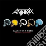CAUGHT IN A MOSH: BBC LIVE                cd musicale di ANTHRAX