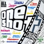 ONE SHOT CINEMA/2CDx1 cd musicale di ARTISTI VARI