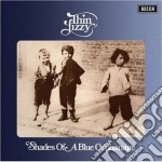 SHADES OF A BLUE ORPHANAGE cd musicale di Lizzy Thin