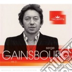 Serge Gainsbourg - Talent 2 cd musicale di Serge Gainsbourg