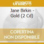 Gold cd musicale di Jane Birkin