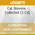 COLLECTED -  (3 CD - 54 TRACKS) cd musicale di STEVENS CAT