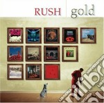 GOLD: THE DEFINITIVE COLLECTION/2CD cd musicale di RUSH