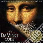 Hans Zimmer - Da Vinci Code cd musicale di ARTISTI VARI