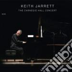 THE CARNEGIE HALL CONCERT/2CD cd musicale di Keith Jarrett