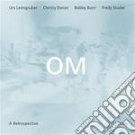 A retrospective 06 cd musicale di OM