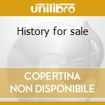 History for sale cd musicale di October Blue