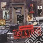 Lost highway-lost and found vol.1 cd musicale di Artisti Vari