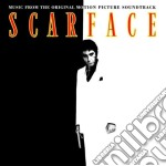 SCARFACE cd musicale di O.S.T.