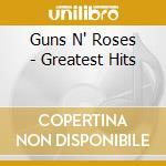 GREATEST HITS cd musicale di GUNS'N'ROSES