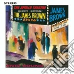 LIVE AT THE APOLLO T./REMASTERED cd musicale di James Brown