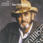 Definitive collection cd musicale di Don Williams