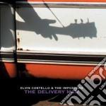 THE DELIVERY MAN cd musicale di Elvis Costello