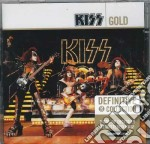 KISS GOLD/2CDx1 cd musicale di KISS