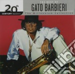 20th century masters - 10 tracks cd musicale di Gato Barbieri