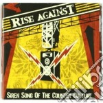 Rise Against - Siren Song Of The Counter Culture cd musicale di Against Rise